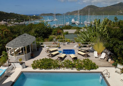 View this Luxury Villa in English Harbour Antigua
